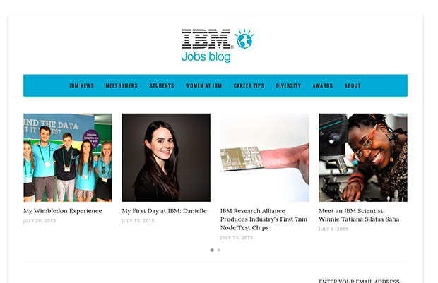 IBM blog